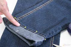 Blue Jeans, jeder kennt sie, jeder trägt sie! Aber nicht jeder hat die richtige Beinlänge, bzw findet die passende Jeans. ...