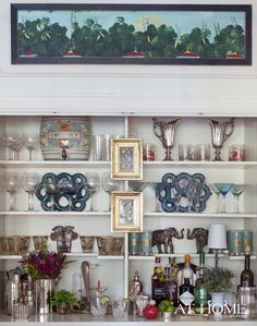 The beauty is in the organization - as seen on At Home Arkansas.
