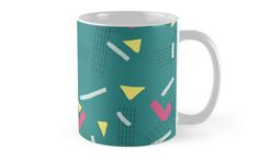 Funny Scribbles #redbubble #decor #buyart by designdn Mugs