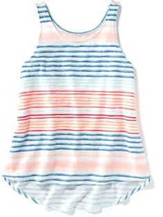 Slub-Knit Tank for Girls Product Image