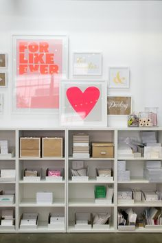 Shop Talk: Sugar Paper Los Angeles | theglitterguide.com