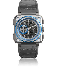 BR-X1 HYPERSTELLAR - AN INNOVATIVE CHRONOGRAPH DESIGNED TO CONQUER SPACE - Bell & Ross