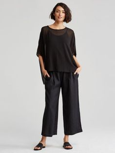 Eileen Fisher silk