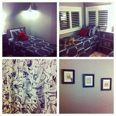 Boy's/guest bedroom