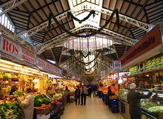 Mercado Central Valencia, Mercado Valencia, Mercado Central
