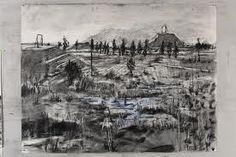 william kentridge landscape - Google Search