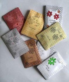 paquetes de semillas para imprimir