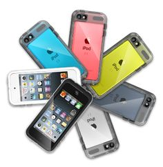 I gotta have this! I've been waiting forever for them to make a lifeproof case for the iPod touch 5!!