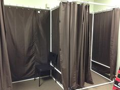 Pvc Pipe Changing Rooms