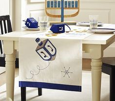 Find Hanukkah decorations at Pottery Barn Kids. Shop decor, kids dinnerware, and more to help celebrate the eight days of Hanukkah. Hanukkah For Kids, Jewish Hanukkah, Christmas Hanukkah, Hanukkah Crafts, Jewish Crafts, Happy Hannukah, Happy Holidays, Arte Judaica, Hanukkah Decorations