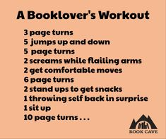 Did you get your Monday morning workout done? #bookcave #amreading #bookworm