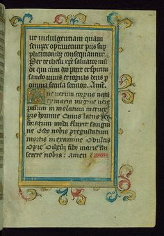 Walters Art Museum Ms. W.104 - Book of Hours
