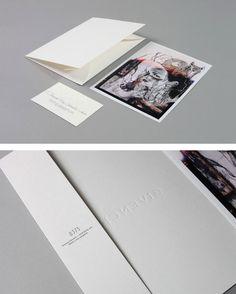 Fashion Week Invites: Paris A/W 2012