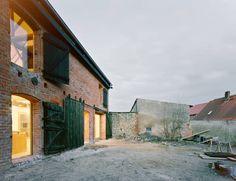Fritz-Höger-Preis 2014, Winner Gold, Haus Stein, Jan Rösler Architekten