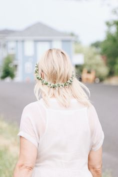 Flower crown #freepeople #fpme