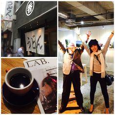 空海とうどんの日々 (2014/10/28) 画像:minako's official blog 中野美奈子シンガポールブログ