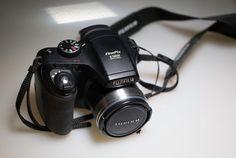 Fujifilm FinePix S Series S5800 8.0 MP Digital Camera - Black