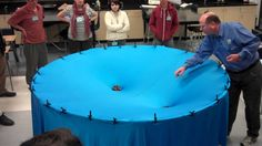 Awesome Physics Teacher Dan Burns Explains Gravity In A Way Anyone Can Understand (VIDEO)