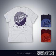 Camiseta Biosphere.