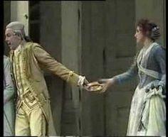 Mozart Non più Andrai (Le nozze di Figaro)