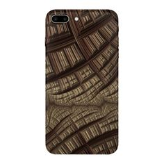 City Chocolate iPhone 7 Plus Cases