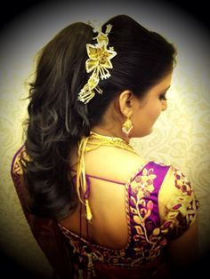 #bridal #haristyles #indian