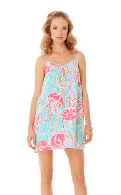 Dusk Strappy Slip Dress