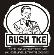 Tau Kappa Epsilon-LOL so true! Rush shirt.