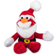 Elmo Santa Musical Holiday Plush