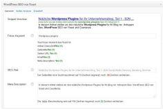 Nützliche WordPress Plugins für Ihr Unternehmensblog, Teil 1