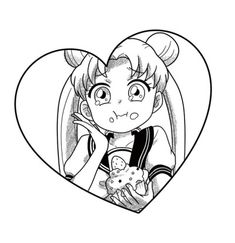 Art Drawings Sketches, Tattoo Sketches, Tattoo Drawings, Doodle Tattoo, Japon Illustration, Anime Tattoos, Anime Stickers, Cute Icons, Cute Tattoos