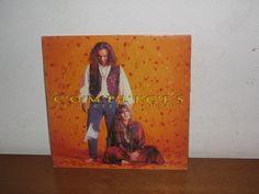 Cómplices    Lp Mega Rare Vintage Spain 1993