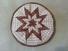 Amish Star Hotpad