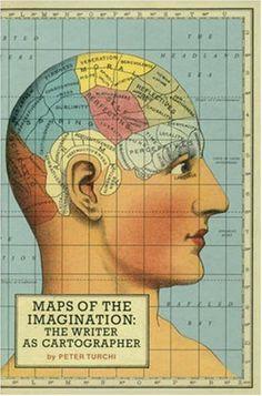 Maps of the imagination #functional art #art
