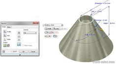 Make a Part Catalogue with Inventor iPart Feature