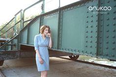 anukoo dress, G. Spring Summer 2015, Shirt Dress, Coat, Collection, Dresses, Fashion, Vestidos, Moda, Shirtdress