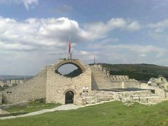 The medieval fortress near Lovech, BG