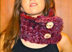 Warm Cozy Cowl from http://crochetbrio.blogspot.co.uk/