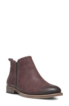 Franco Sarto 'Hancock' Chelsea Bootie (Women) available at #Nordstrom