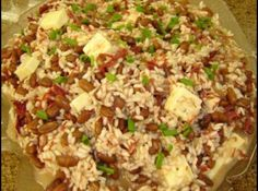 Risoto de feij�o, carne seca e queijo de coalho - Veja mais em: http://www.cybercook.com.br/receita-de-risoto-de-feijao-carne-seca-e-queijo-de-coalho.html?codigo=83544