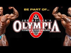 Mr. Olympia 2015 Are you ready? What's your prediction? https://youtu.be/inOjR2Ve_o0 via @YouTube