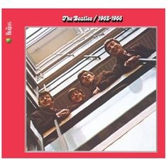 The Beatles: 1962-1966 (Red)