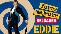 Force Majeure Reloaded - Eddie Izzard @ Palace Theatre, London | January, 2016