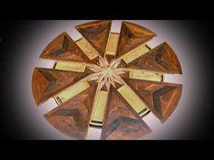 Expanding Round Table - Western Heritage Furniture - Tim McClellan - YouTube
