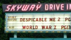 Skyway Drive-in Theatre named nation's best drive-in theatre