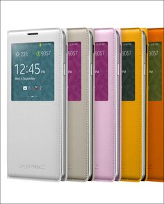 What would be a terrific design is to hve a physical keypad built into that cover (aka Surface)for easier calling/texting, but still opens up to full touch screen use.  Discover The New Samsung GALAXY Note 3
