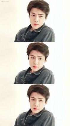 Kpop Exo, Exo K, Chanyeol, Hunhan, Exo Memes, Actor Model, Boy Bands, Ulzzang, Rapper