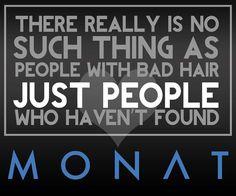 #monat #healthyhair Start your journey today! michellesteverson.mymonat.com