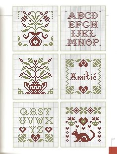 View album on Yandex. Cross Stitch Alphabet, Cross Stitch Samplers, Cross Stitch Charts, Cross Stitch Designs, Cross Stitching, Cross Stitch Patterns, Diy Embroidery, Cross Stitch Embroidery, Embroidery Patterns