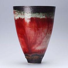 Eddie Curtis - oil fired porcelain